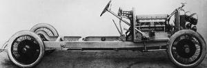 1920 Hispano-Suiza by Hulton Archive