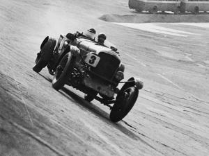 Bentley Speed Six by Hulton Archive