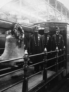 Liberty Bell Journey by Hulton Archive