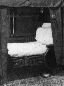 Pullman Bed by Hulton Archive