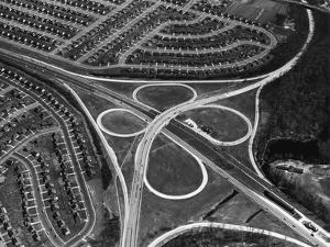 Road Network by Hulton Archive