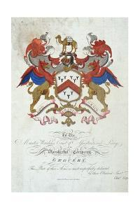 Worshipful Company of Grocers by Hulton Archive