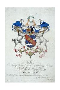 Worshipful Company of Haberdashers by Hulton Archive