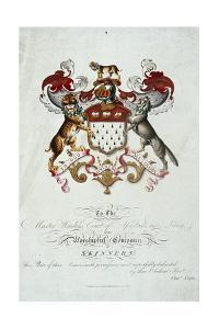 Worshipful Company of Skinners by Hulton Archive