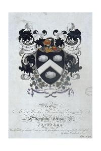 Worshipful Company of Vintners by Hulton Archive