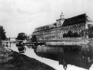 Wroclaw University by Hulton Archive
