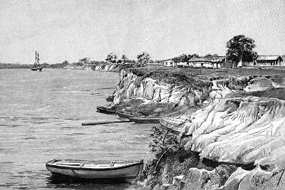 Humaita, Paraguay, 1895--Giclee Print
