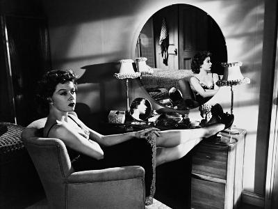 Human Desire, 1954--Photographic Print