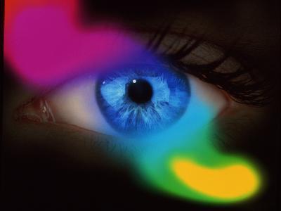 Human Eye-Mehau Kulyk-Photographic Print