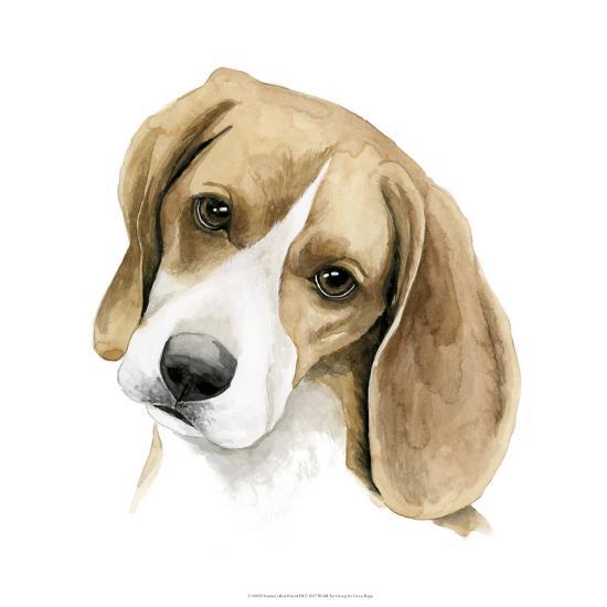 Human's Best Friend III-Grace Popp-Giclee Print