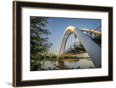 Humber Bridge-ncortez-Framed Photographic Print