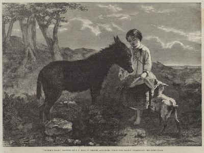 Humble Fare--Giclee Print