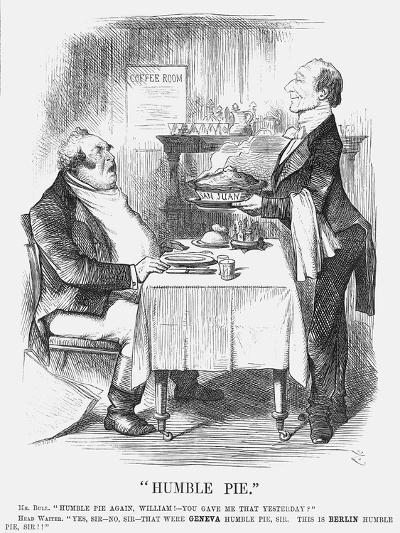 Humble Pie, 1872-Joseph Swain-Giclee Print