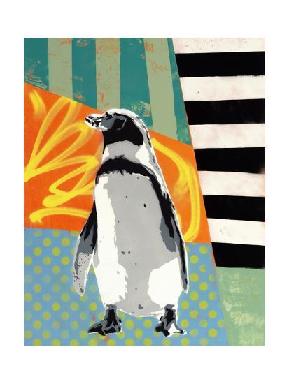 Humbold Penguin-Urban Soule-Premium Giclee Print