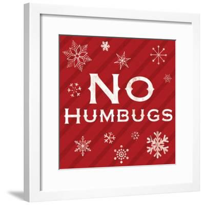 Humbug-Lauren Gibbons-Framed Art Print