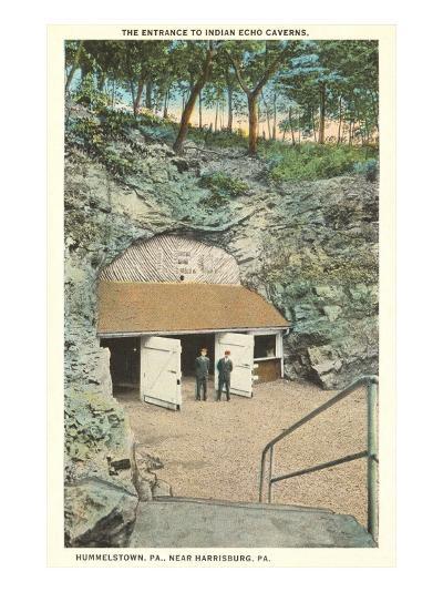 Hummelstown, Pennsylvania--Art Print