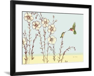 Hummer + Baby 1-Robbin Rawlings-Framed Art Print