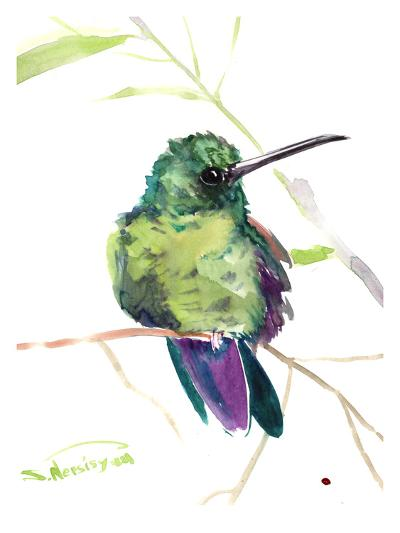 Hummingbird 11-Suren Nersisyan-Art Print