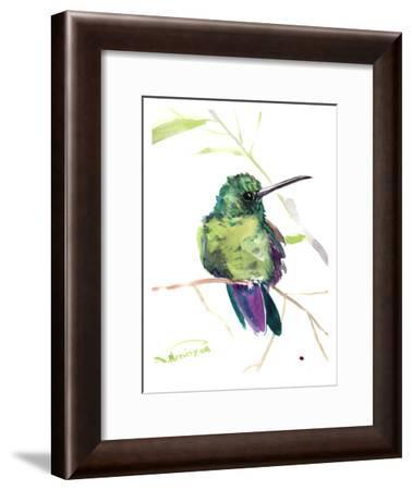 Hummingbird 11-Suren Nersisyan-Framed Art Print