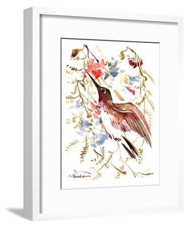 Hummingbird 14-Suren Nersisyan-Framed Art Print