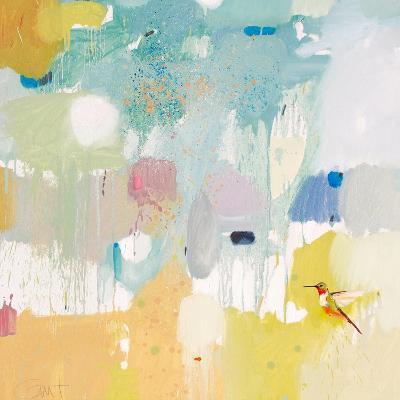 Hummingbird at Home 2-Anthony Grant-Art Print