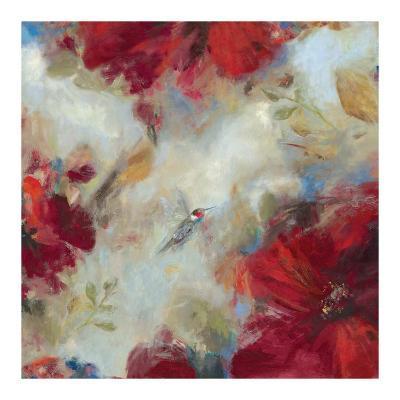 Hummingbird I-Asia Jensen-Art Print