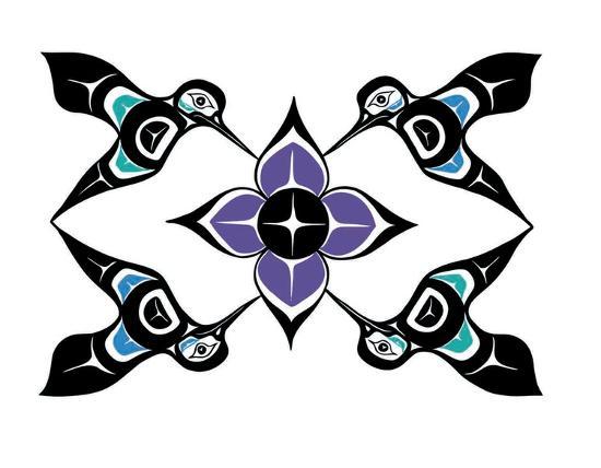 Hummingbirds-Derek Thomas-Giclee Print