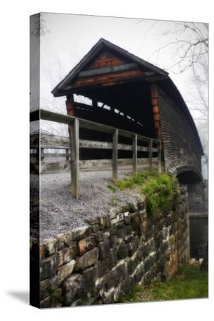 Humpback Bridge III-Alan Hausenflock-Stretched Canvas Print