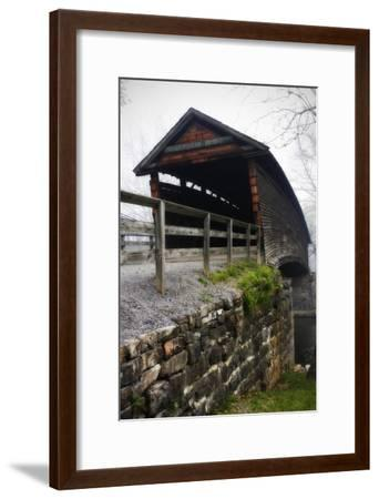 Humpback Bridge III-Alan Hausenflock-Framed Photographic Print