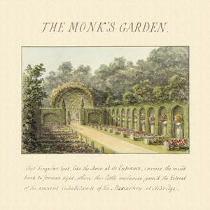 The Monk's Garden, 1813 by Humphry Repton