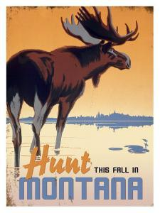 Hunt this Fall in Montana