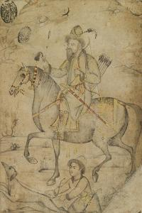 Hunter on a Horse, C.1600