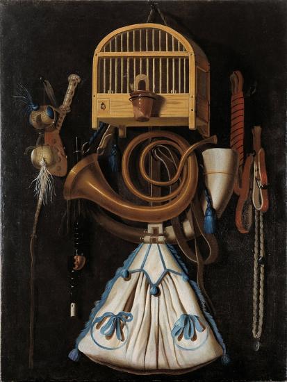 Hunting Gear, 1661- Leemans-Giclee Print