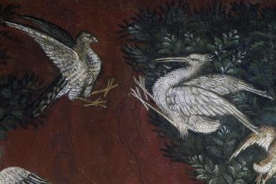 Hunting Scene--Giclee Print