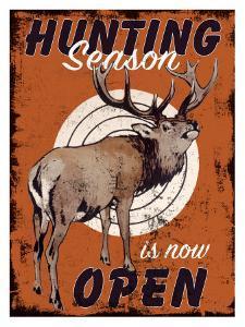 Hunting Season is Now Open