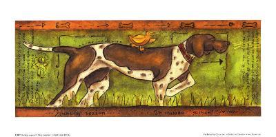 Hunting Season-Aline Gauthier-Art Print