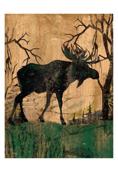 Hunting-Elizabeth Jordan-Art Print