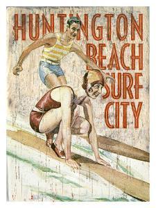 Huntington Beach, Surf City