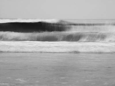 Huntington Surf-John Gusky-Photographic Print