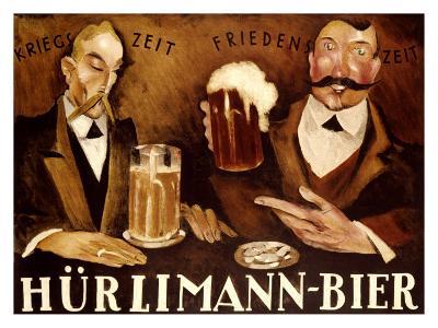 Hurlimann Bier--Giclee Print