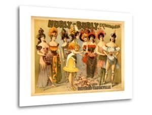 Hurly-Burly Extravaganza and Refined Vaudeville