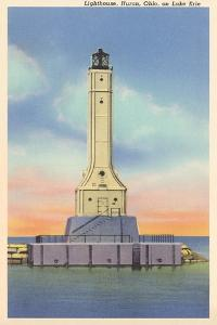 Huron Lighthouse, Lake Erie