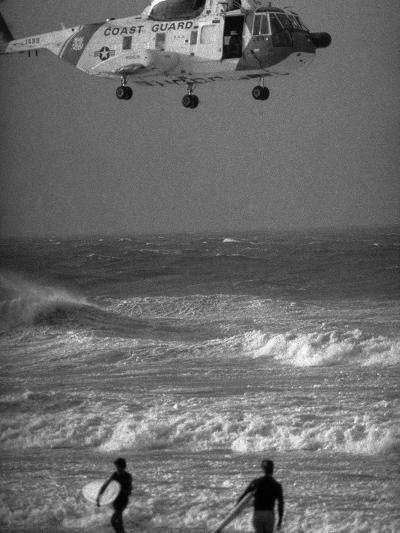 Hurricane Belle 1976-Ed Bailey-Photographic Print