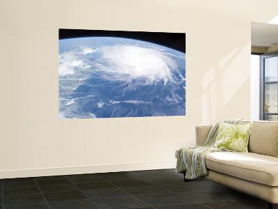 Hurricane Charley--Wall Mural