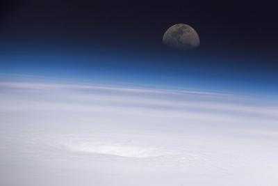 Hurricane Emily, ISS Image--Photographic Print