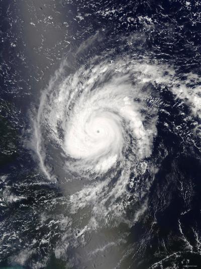 Hurricane Frances-Stocktrek Images-Photographic Print