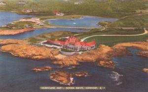 Hurricane Hut, Ocean Drive, Newport, Rhode Island