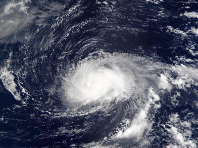 Hurricane Kyle-Stocktrek Images-Photographic Print
