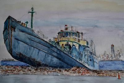 Hurricane Sandy, 2012-Anthony Butera-Giclee Print