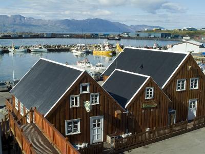 Husavik, Iceland, Polar Regions-Ethel Davies-Photographic Print